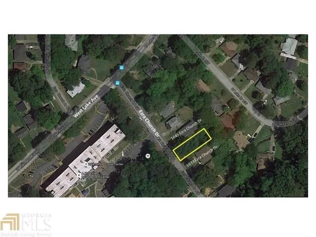 1639 Ezra Church Drive NW, Atlanta, GA 30314 (MLS #6648949) :: North Atlanta Home Team