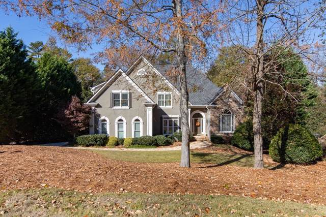 861 Cramac Drive, Lawrenceville, GA 30046 (MLS #6649071) :: Charlie Ballard Real Estate