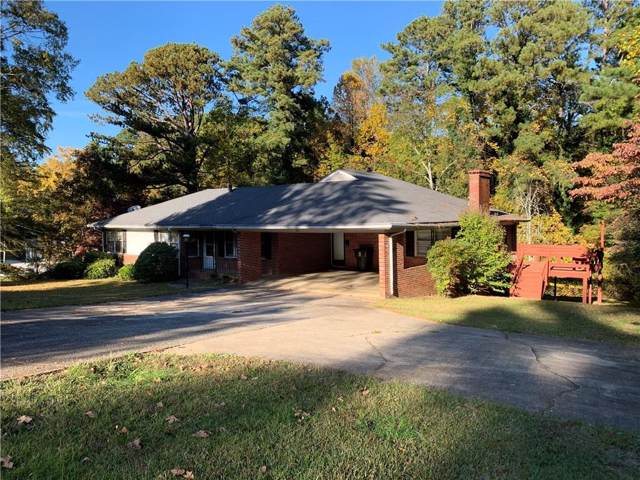 331 Fern Street, Bremen, GA 30110 (MLS #6649091) :: North Atlanta Home Team