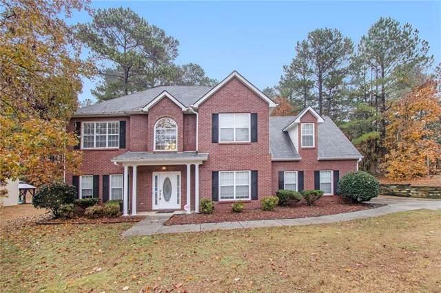 9394 Sweetbriar Circle, Jonesboro, GA 30236 (MLS #6649101) :: The North Georgia Group
