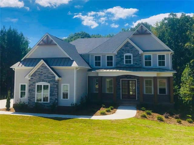 821 Chestnut Place, Milton, GA 30004 (MLS #6649164) :: The North Georgia Group