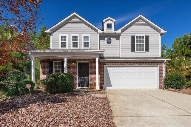 2020 Valley Creek Drive, Lithia Springs, GA 30122 (MLS #6649193) :: MyKB Partners, A Real Estate Knowledge Base