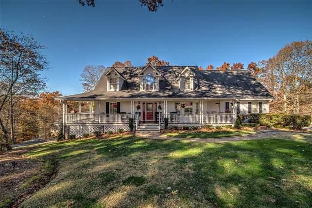 337 Ridgeview Trail, Ellijay, GA 30536 (MLS #6649201) :: Kennesaw Life Real Estate