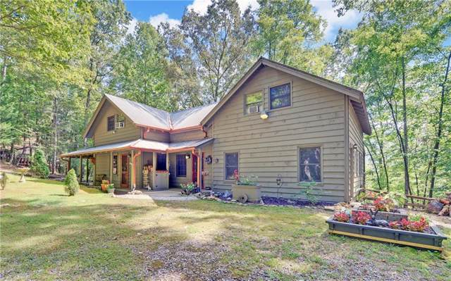 261 Buck Ridge Road, Suches, GA 30572 (MLS #6649230) :: North Atlanta Home Team