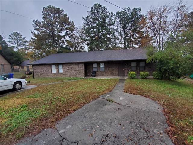 1631 Pinedale Circle NW, Conyers, GA 30012 (MLS #6649289) :: Rock River Realty