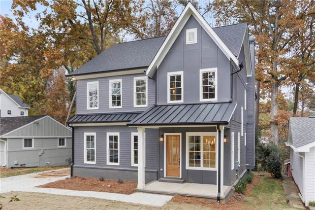 1099 Palafox Drive NE, Atlanta, GA 30324 (MLS #6649291) :: North Atlanta Home Team
