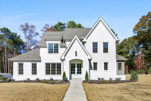 1424 Katherine Rose Lane, Smyrna, GA 30080 (MLS #6649354) :: Path & Post Real Estate