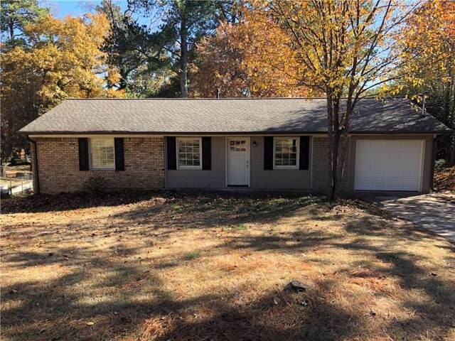 1187 Gale Drive, Norcross, GA 30093 (MLS #6649361) :: North Atlanta Home Team