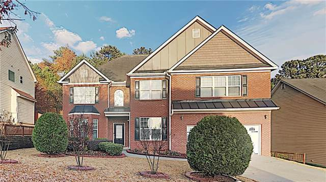 1042 Ashton Park Drive SE, Lawrenceville, GA 30045 (MLS #6649375) :: North Atlanta Home Team