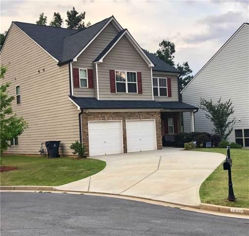 3927 Kingfisher Drive, Atlanta, GA 30349 (MLS #6649378) :: RE/MAX Paramount Properties
