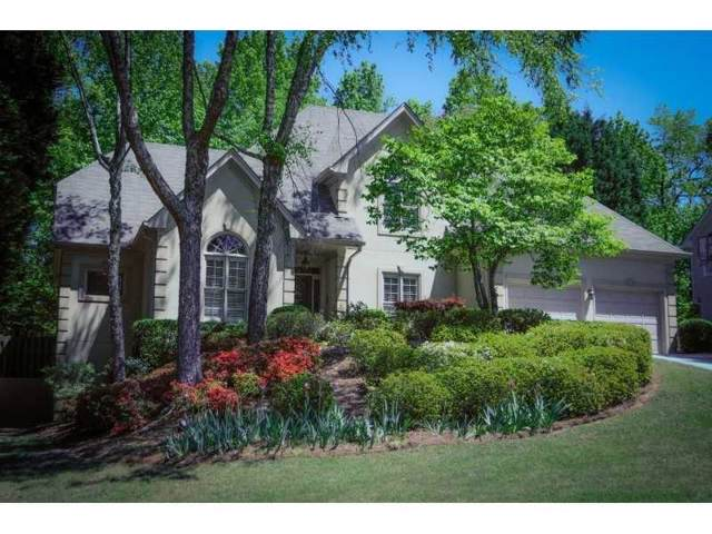 3945 Spalding Bluff Drive, Peachtree Corners, GA 30092 (MLS #6649383) :: Rock River Realty