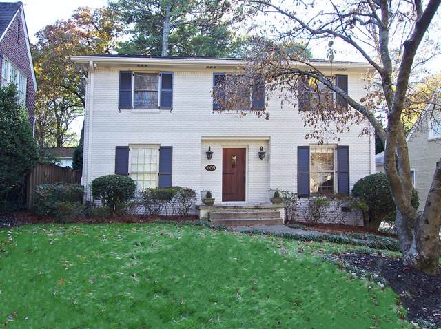 1105 E Rock Springs NE, Atlanta, GA 30306 (MLS #6649451) :: North Atlanta Home Team