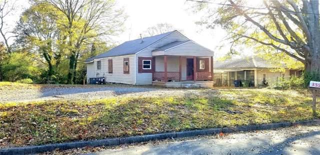 835 Lee Andrews Avenue SE, Atlanta, GA 30315 (MLS #6649460) :: North Atlanta Home Team