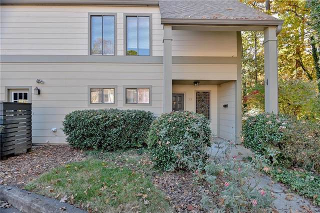 77 Forrest Place, Atlanta, GA 30328 (MLS #6649461) :: RE/MAX Prestige
