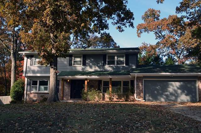 4740 Dunover Circle, Dunwoody, GA 30360 (MLS #6649484) :: RE/MAX Paramount Properties