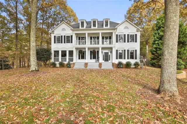 181 Lake Road, Fayetteville, GA 30214 (MLS #6649522) :: Path & Post Real Estate