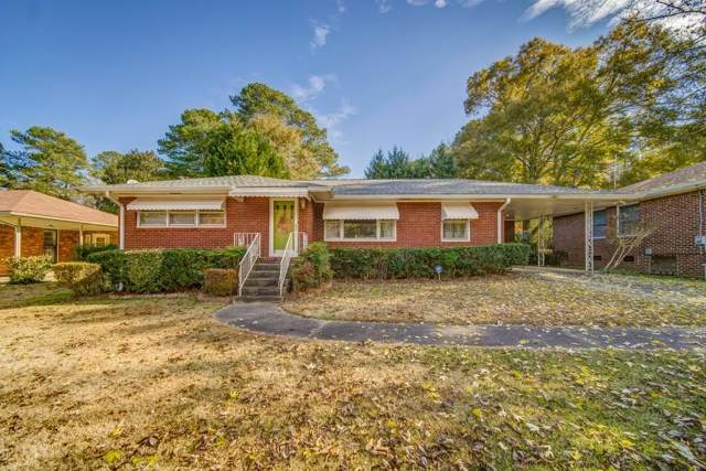 2266 Collins Drive, East Point, GA 30344 (MLS #6649612) :: KELLY+CO