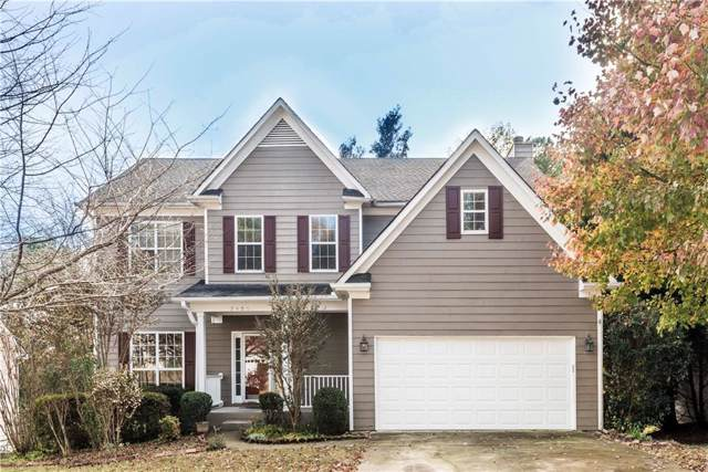 3435 Cascade Fall Drive, Buford, GA 30519 (MLS #6649826) :: MyKB Partners, A Real Estate Knowledge Base