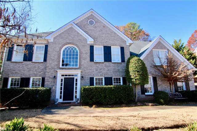 1253 Wincrest Court NW, Kennesaw, GA 30152 (MLS #6649831) :: The Heyl Group at Keller Williams