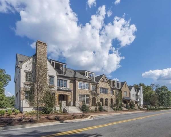 206 Violet Garden Walk #20, Alpharetta, GA 30009 (MLS #6649906) :: RE/MAX Paramount Properties
