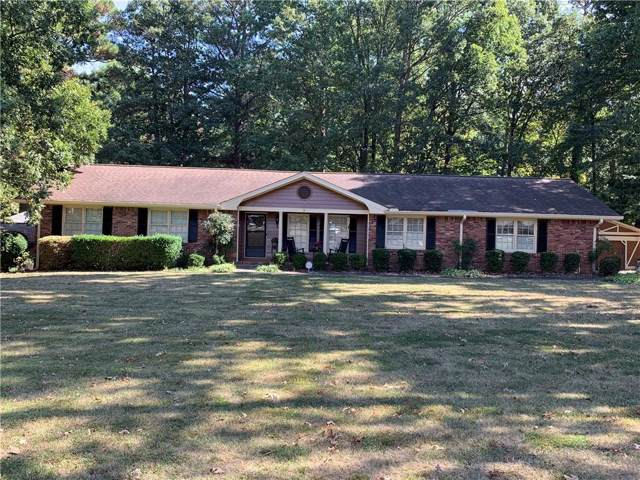 5692 Lilburn Stone Mountain Road, Stone Mountain, GA 30087 (MLS #6649922) :: North Atlanta Home Team