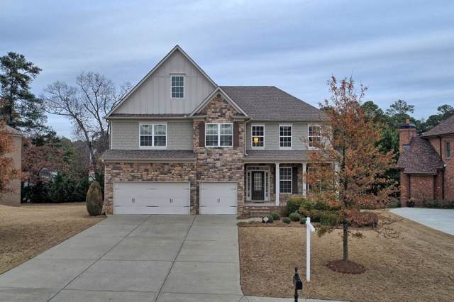 1360 Edgebrook Lane, Snellville, GA 30078 (MLS #6649959) :: Dillard and Company Realty Group
