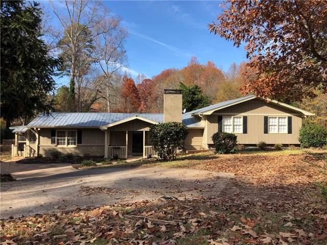 213 Blackstock Road, Jefferson, GA 30549 (MLS #6649981) :: North Atlanta Home Team