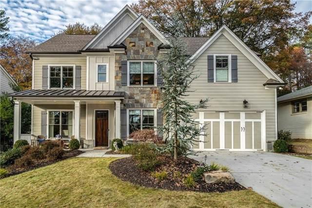 1628 Richwood Drive NE, Brookhaven, GA 30319 (MLS #6650027) :: RE/MAX Prestige