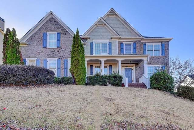 7408 Lazy Hammock Way, Flowery Branch, GA 30542 (MLS #6650056) :: North Atlanta Home Team