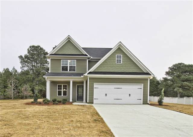 1268 Towne Square Court, Athens, GA 30607 (MLS #6650082) :: Rock River Realty
