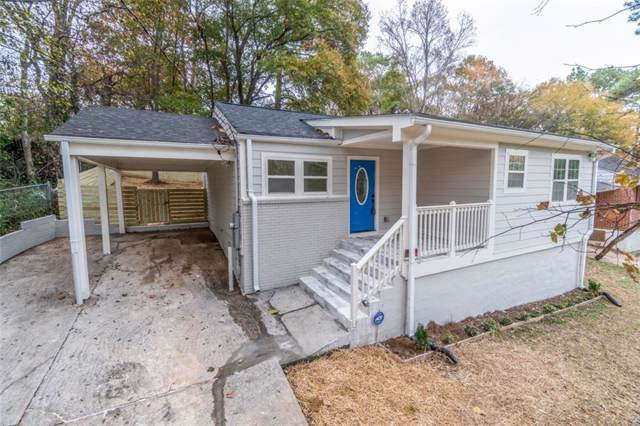 2154 Lang Drive SW, Atlanta, GA 30315 (MLS #6650093) :: North Atlanta Home Team
