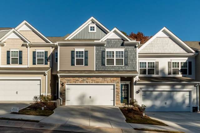 70 Bromes Street #7, Lawrenceville, GA 30046 (MLS #6650110) :: North Atlanta Home Team