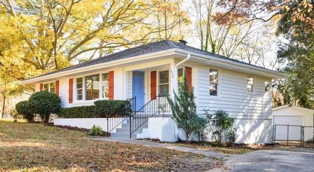 2430 Baxter Road SW, Atlanta, GA 30315 (MLS #6650131) :: RE/MAX Prestige