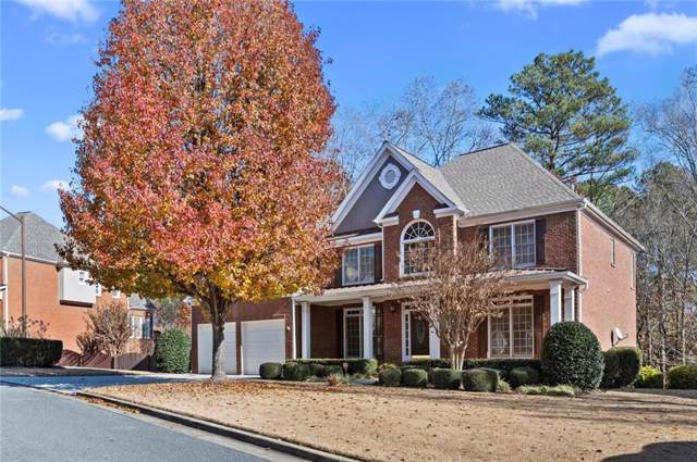3885 Fort Trail NE, Roswell, GA 30075 (MLS #6650170) :: North Atlanta Home Team