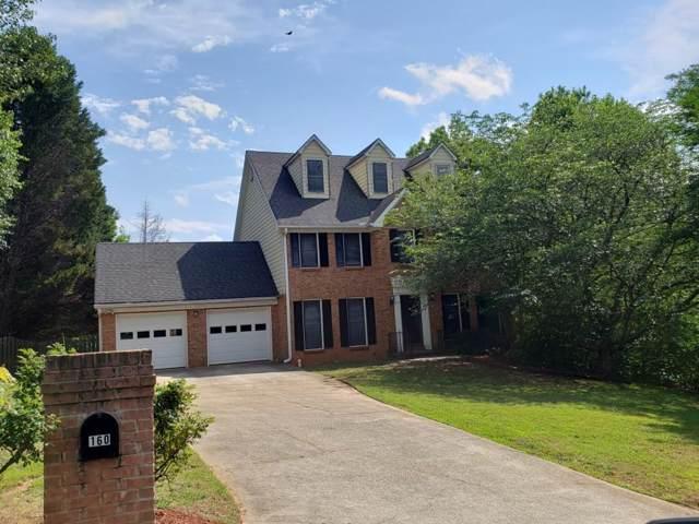 160 Thornbush Trace, Lawrenceville, GA 30046 (MLS #6650264) :: North Atlanta Home Team