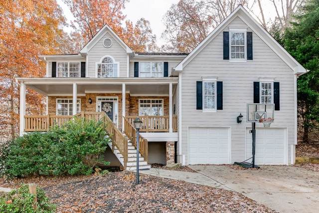 1021 Andover Drive, Hoschton, GA 30548 (MLS #6650296) :: The Heyl Group at Keller Williams