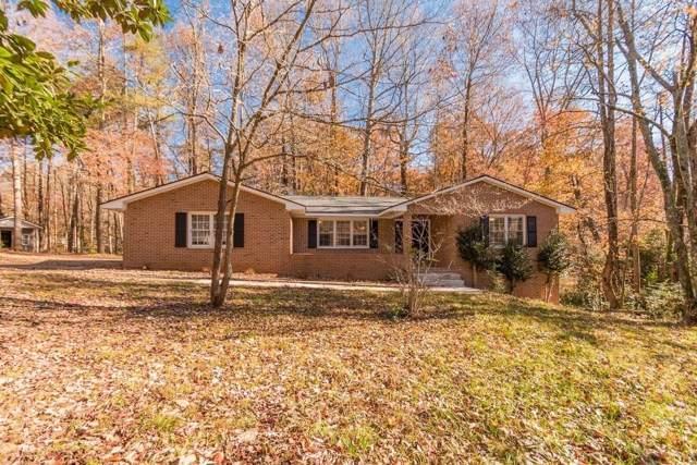 20 Pine Lake Drive, Cumming, GA 30040 (MLS #6650300) :: North Atlanta Home Team