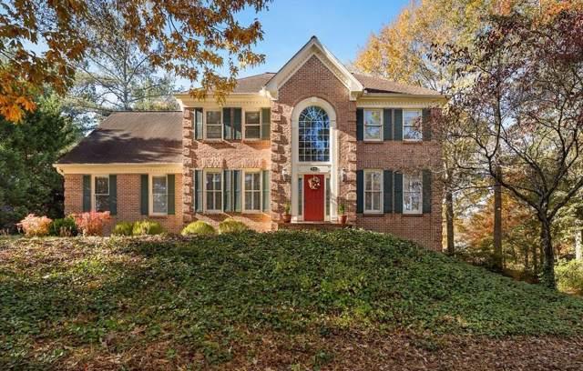 2401 Meadow Grove Way SW, Lilburn, GA 30047 (MLS #6650341) :: North Atlanta Home Team