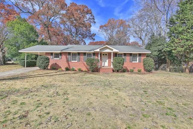 610 Forest Ridge Drive SE, Marietta, GA 30067 (MLS #6650372) :: North Atlanta Home Team