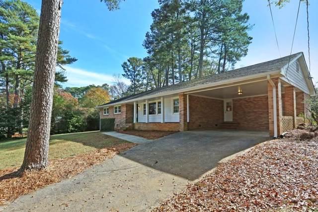 2312 Ithica Drive SE, Marietta, GA 30067 (MLS #6650385) :: North Atlanta Home Team