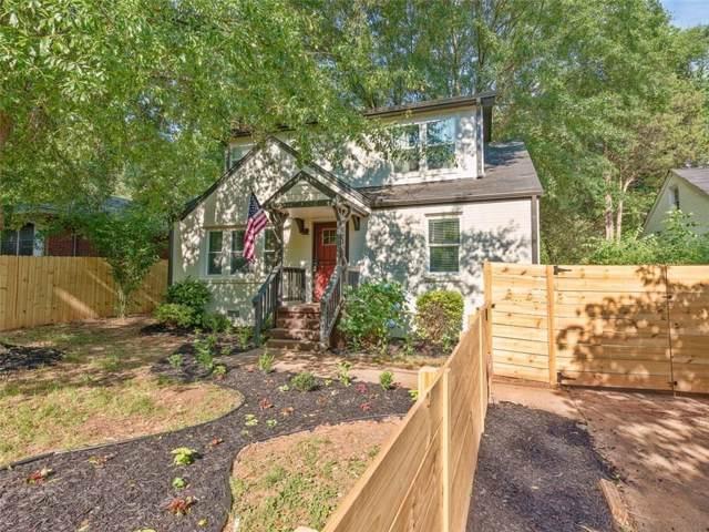 1845 Hooper Street, Decatur, GA 30032 (MLS #6650415) :: North Atlanta Home Team