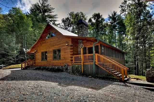 52 Pine Ridge Trail, Ellijay, GA 30540 (MLS #6650416) :: Kennesaw Life Real Estate
