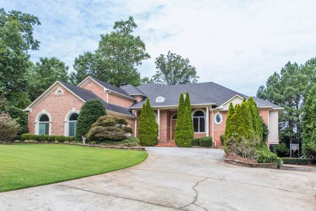 339 Broadmoor Way, Mcdonough, GA 30253 (MLS #6650436) :: The Butler/Swayne Team