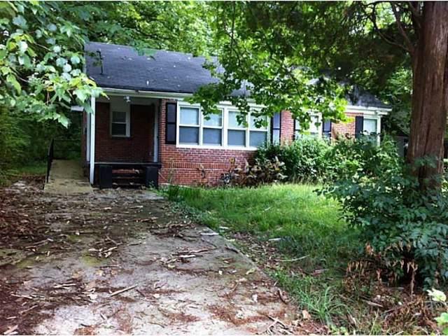 117 Whitaker Circle NW, Atlanta, GA 30314 (MLS #6650474) :: North Atlanta Home Team