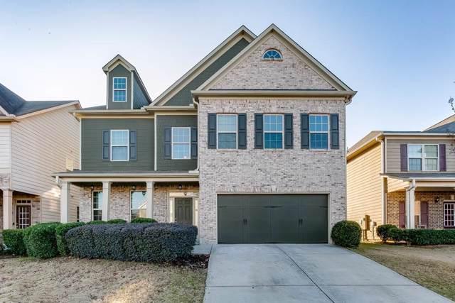 1261 Sonoma Drive, Lawrenceville, GA 30045 (MLS #6650533) :: North Atlanta Home Team