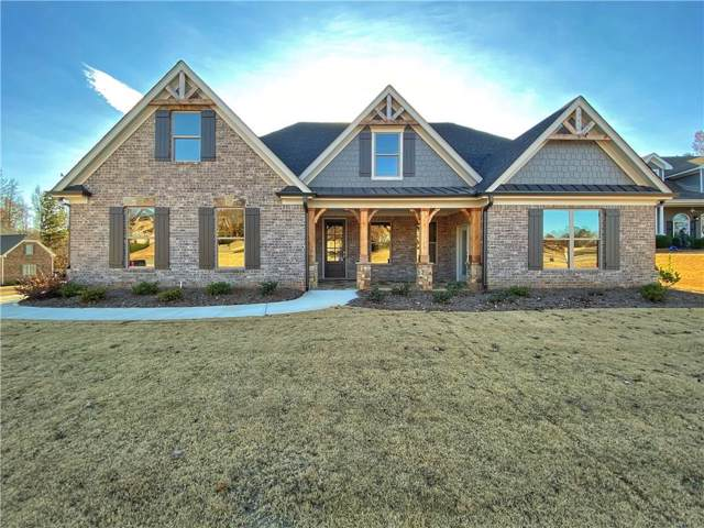 960 Old Forge Lane, Jefferson, GA 30549 (MLS #6650612) :: Dillard and Company Realty Group