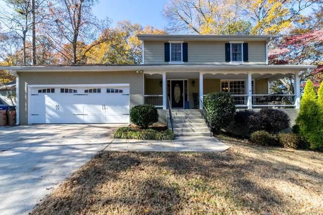 3643 Nessa Court SE, Smyrna, GA 30082 (MLS #6650620) :: North Atlanta Home Team