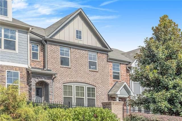 2296 Whiteoak Drive SE #7, Smyrna, GA 30080 (MLS #6650628) :: North Atlanta Home Team