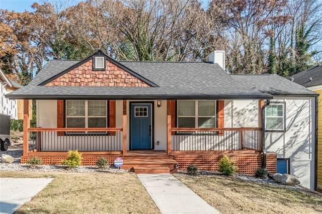 20 S Eugenia Place NW, Atlanta, GA 30318 (MLS #6650662) :: The North Georgia Group