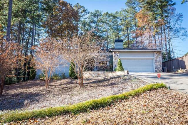 883 Muirfield Trail, Marietta, GA 30068 (MLS #6650721) :: The Heyl Group at Keller Williams